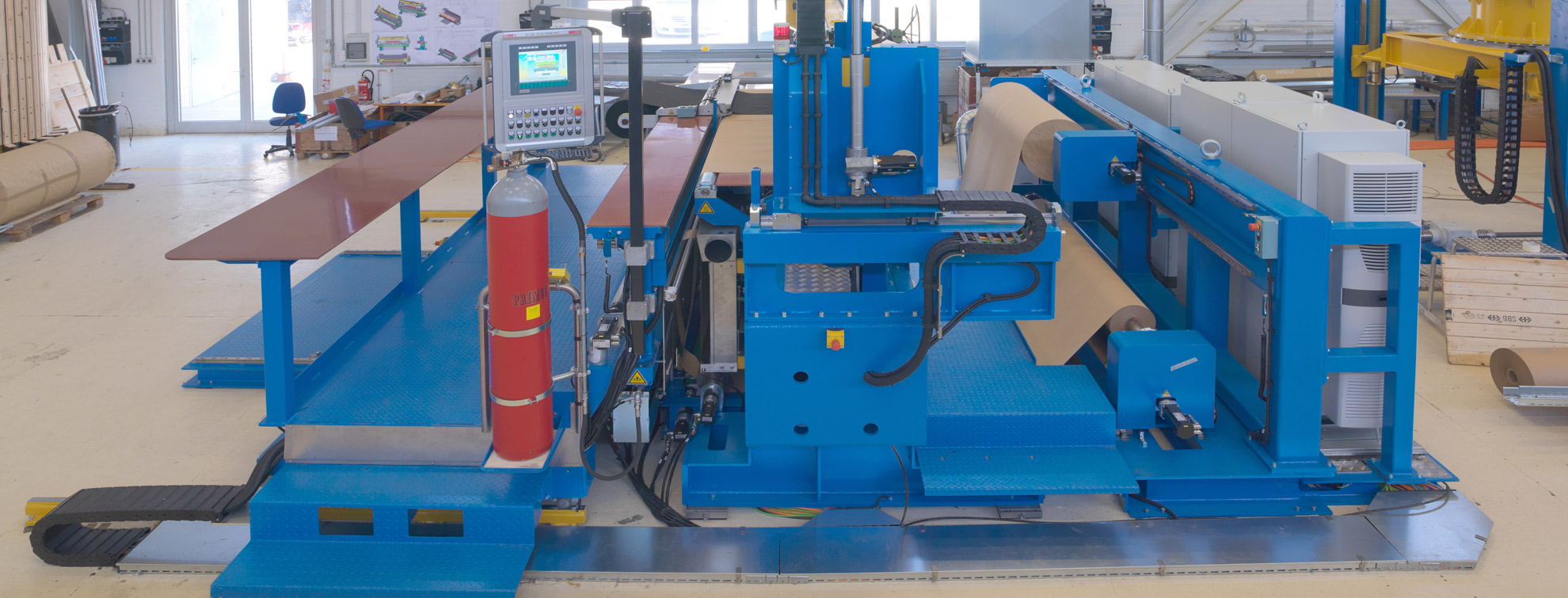 Bushing_winding machines