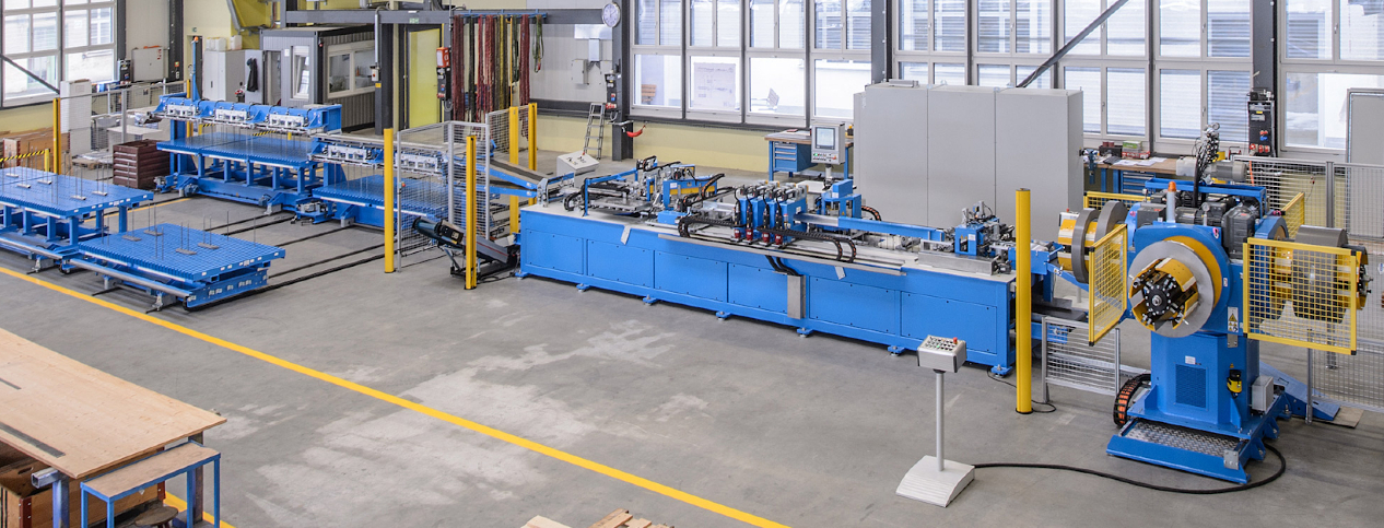 A Comprehensive Series of Core Cutting Line Machines
