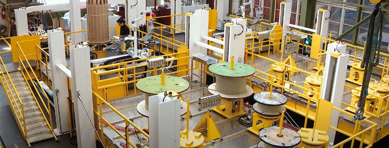 A Wide Range of Winding Machines