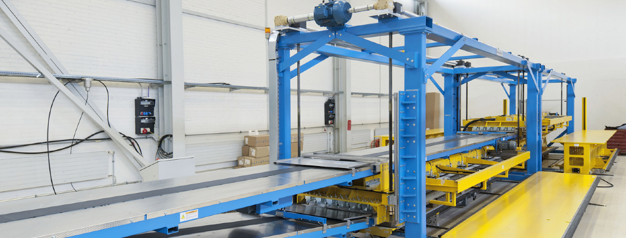 An Overview of Our Automated Core Stacking System Range
