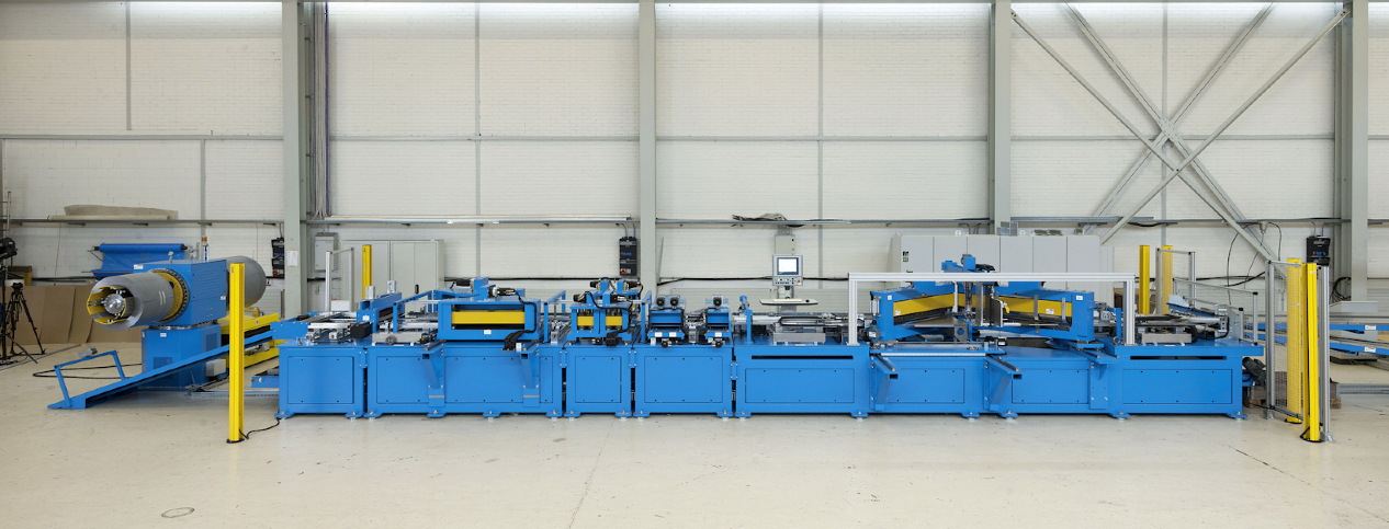 Core Cutting Lines by Tuboly-Astronic: When Quality Counts