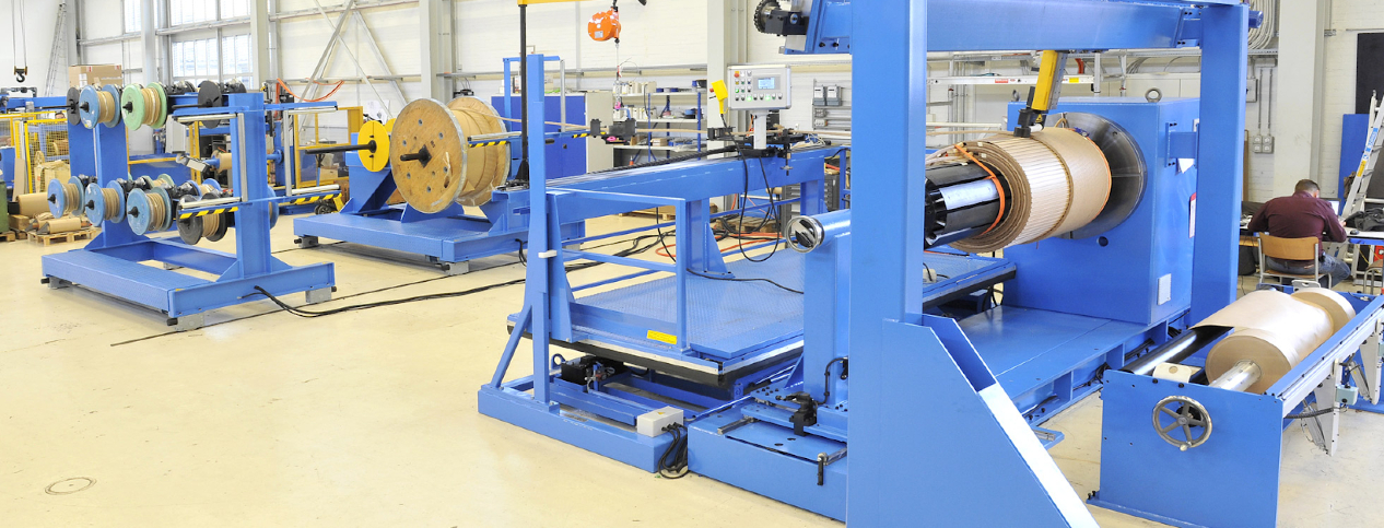 Enhanced Reliability from World-Class Horizontal Winding Machines