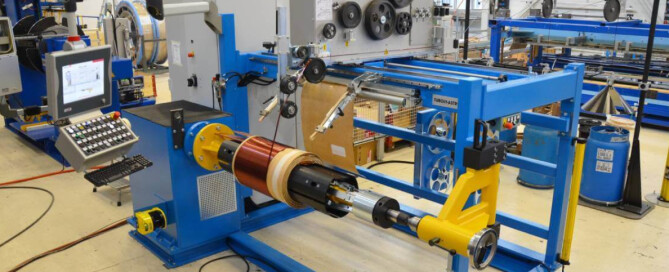 Explore the Modern Automatic Winding Machines from Tuboly Astronic