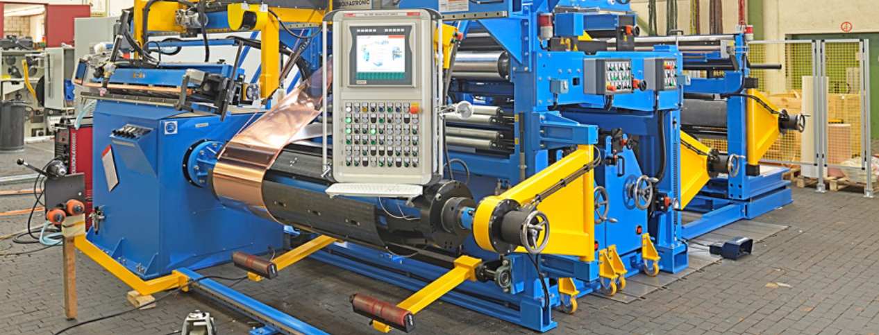 Foil Winding Machine Features At a Glance