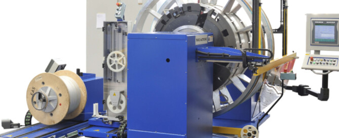 Special Machines for special Solutions at Tuboly Astronic