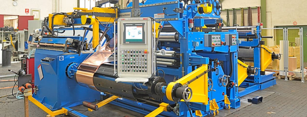 The Advantage of modern automatic Coil Winding machines