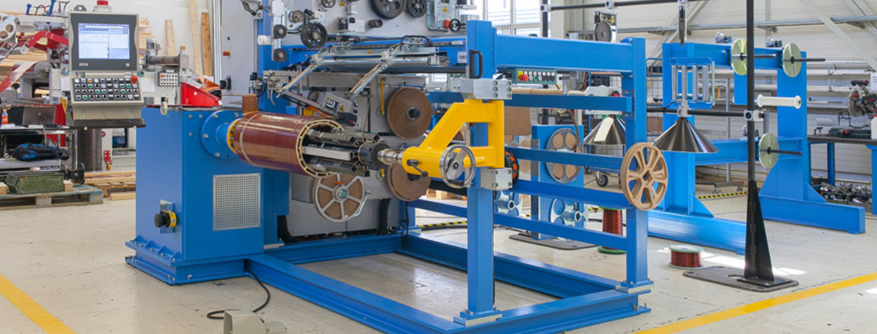 The Advantages of Transformer Winding Machines