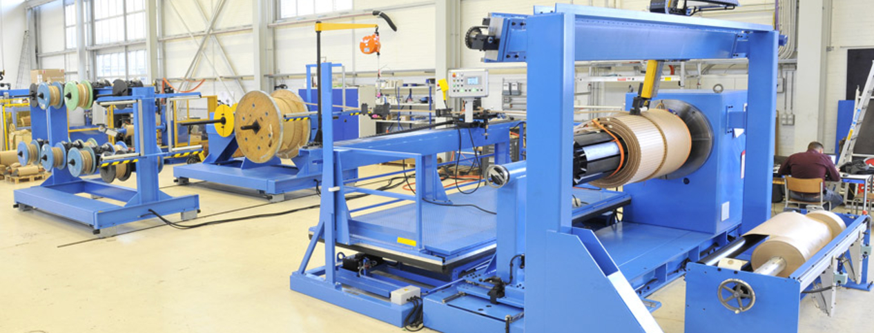 Tuboly Astronic AG: Transformer Winding Machines with PC Control Systems