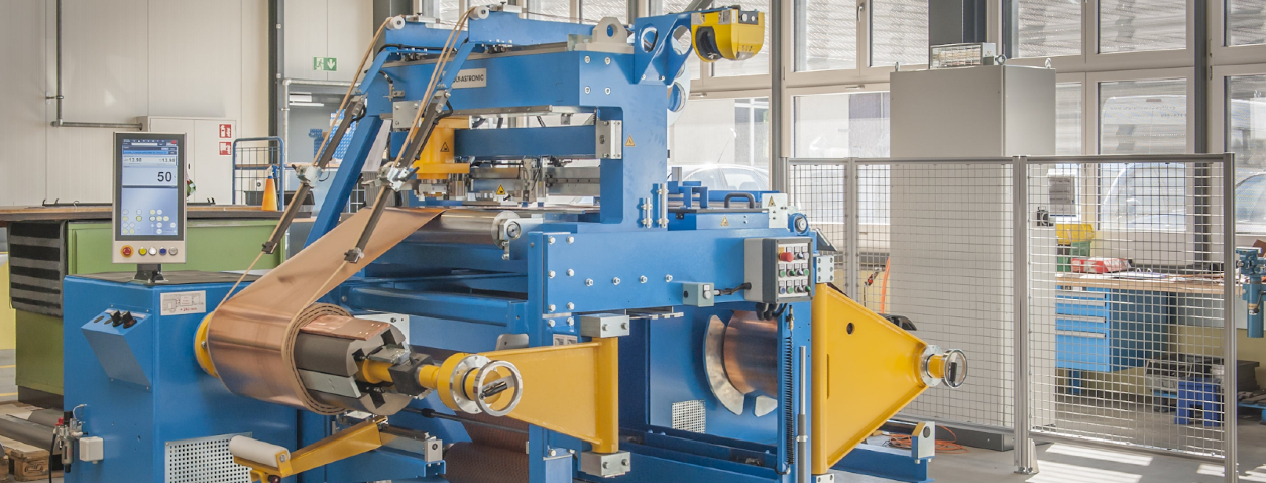 Tuboly-Astronic Foil Winding Machines: Quality, Efficiency and Precision